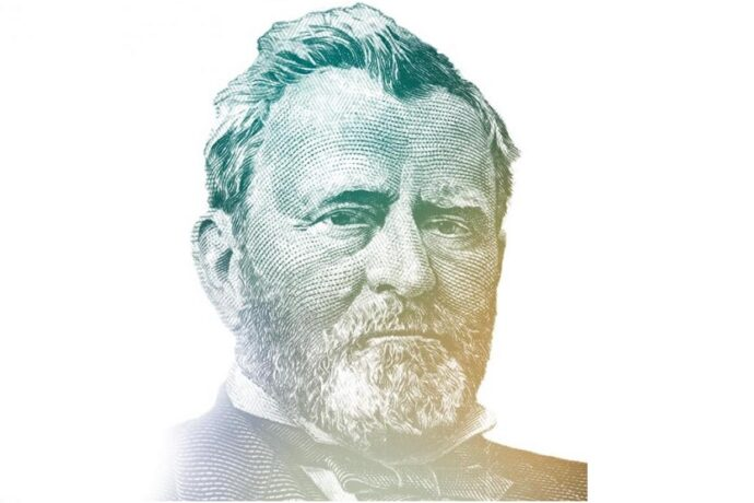 Ulysses S Grant (fte: www.uscurrency.gov)